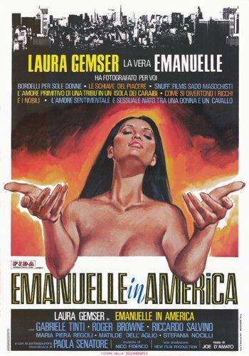 Risultati immagini per Emanuelle in America