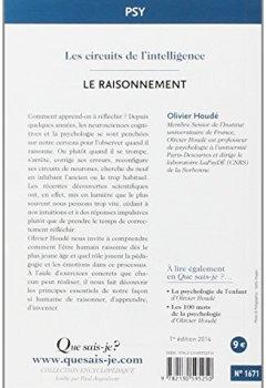 Livres Couvertures de Le raisonnement