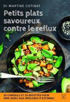 Livres Couvertures de Petits plats savoureux contre le reflux