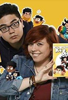 Livres Couvertures de Ki & Hi - tome 2 Une famille de fous !
