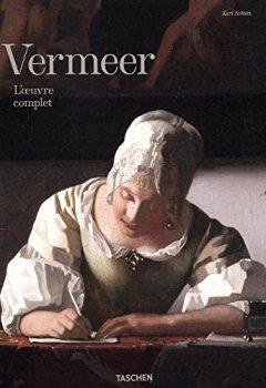 Livres Couvertures de Vermeer. L'oeuvre complet
