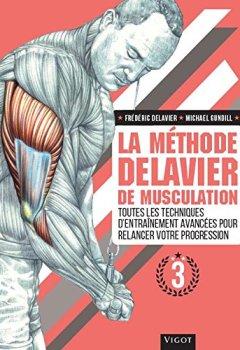 Livres Couvertures de La Methode Delavier de Musculation Vol 3