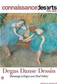 Livres Couvertures de Degas