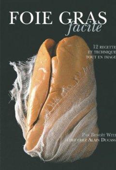 Livres Couvertures de Foie gras Facile