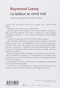 Livres Couvertures de La Laideur se vend mal