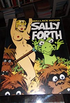 Livres Couvertures de Sally Forth (L'Écho des savanes présente)