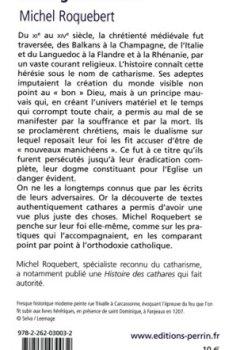 Livres Couvertures de La religion cathare