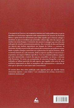 Portada del libro deCogomelos de Galicia e do Noroeste Peninsular (Guías Cumio)