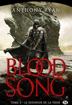 Livres Couvertures de Blood Song, T2 : Le Seigneur de la tour