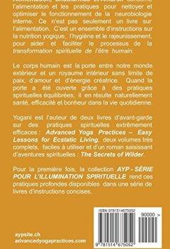 Livres Couvertures de Alimentation, Shatkarmas et Amaroli - Alimentation yogique & nettoyage pour la santé et l'esprit