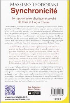 Livres Couvertures de Synchronicité - Le rapport entre physique et psyché