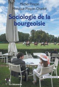 Livres Couvertures de Sociologie de la bourgeoisie