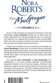 Livres Couvertures de Saga des McGregor - Volume 2