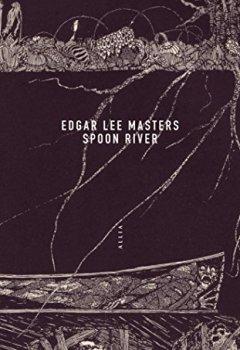 Buchdeckel von Spoon River (MOYENNE COLLECT)