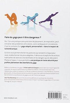 Livres Couvertures de Yoga sans dégâts - Méthode de Gasquet