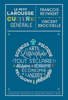 Livres Couvertures de Le Petit Larousse de la culture générale