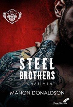 Livres Couvertures de Steel Brothers : Tome 1, Châtiment