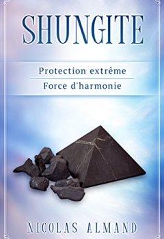 Livres Couvertures de Shungite: Protection extrême - Source d'harmonie