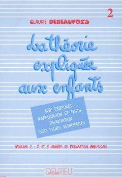 Livres Couvertures de Théorie expliquée aux enfants Volume 2