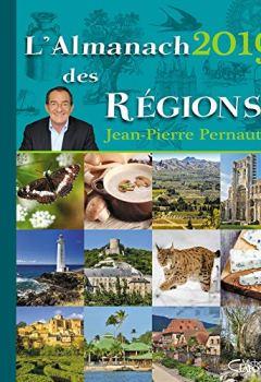 Livres Couvertures de L'almanach des régions 2019