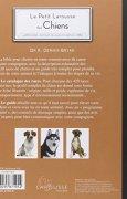 Livres Couvertures de Petit Larousse des chiens