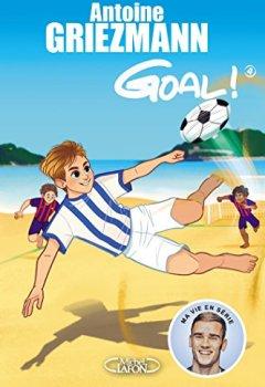 Livres Couvertures de Goal ! - tome 4 Dans la cour des grands