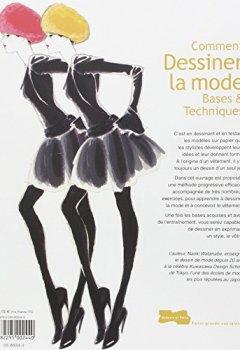 Livres Couvertures de Comment dessiner la mode : Bases & techniques