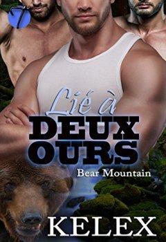 Livres Couvertures de Lié à Deux Ours (Bear Mountain t. 1)