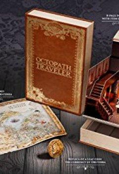 Livres Couvertures de Octopath Traveler : Edition Trésors du voyageur