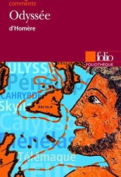 Livres Couvertures de Odyssée d'Homère (Essai et dossier)