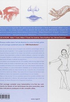 Livres Couvertures de Le corps humain : Dessiner, mode d'emploi