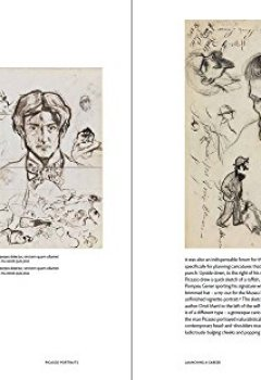 Livres Couvertures de Picasso portraits
