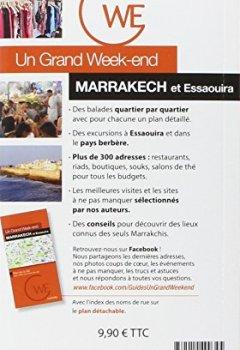 Livres Couvertures de Un Grand Week-End à Marrakech