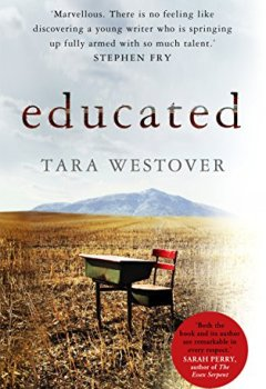 Livres Couvertures de Educated: The Sunday Times and New York Times bestselling memoir