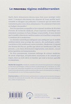 Livres Couvertures de Nouveau Regime Méditerranéen (le)