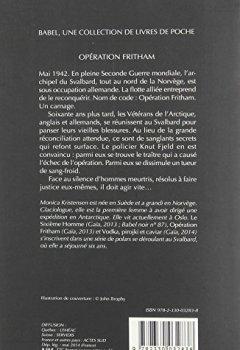 Livres Couvertures de Opération Fritham