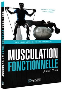 Livres Couvertures de Musculation Fonctionnelle pour tous