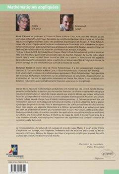 Livres Couvertures de Les outils stochastiques des marchés financiers une visite guidée de Einstein a Black-Scholes