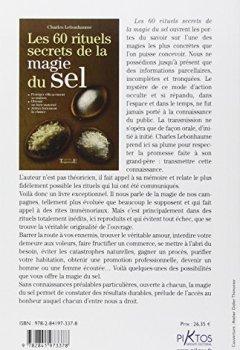 Livres Couvertures de Les 60 rituels secrets de la magie du sel
