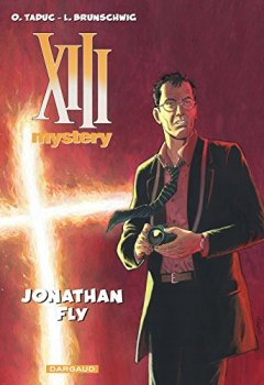 Livres Couvertures de XIII Mystery - tome 11 - Jonathan Fly