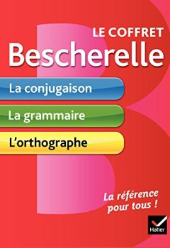 Livres Couvertures de Le coffret Bescherelle: La conjugaison pour tous, La grammaire pour tous, Lorthographe pour tous
