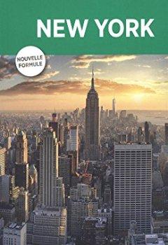 Livres Couvertures de Guide Vert New York Michelin