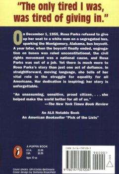 Livres Couvertures de Rosa Parks: My Story