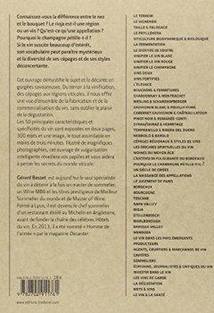 Livres Couvertures de 3mn pour Comprendre les 50 notions essentielles sur le vin