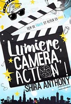 Livres Couvertures de Lumière, Caméra, Action !