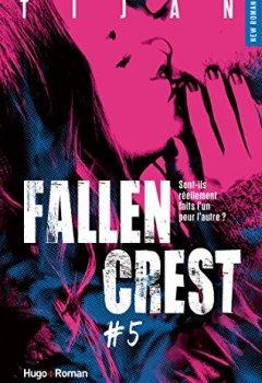 Livres Couvertures de Fallen crest - tome 5