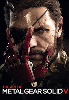 Livres Couvertures de The Art of Metal Gear Solid V
