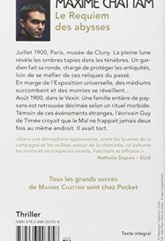 Livres Couvertures de Le Requiem des abysses (2)