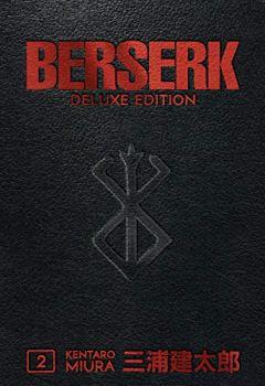 Livres Couvertures de Berserk Deluxe Volume 2