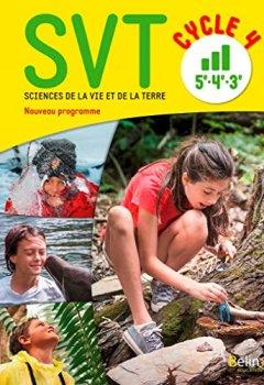 Livres Couvertures de SVT cycle 4 livre de l'élève (format compact)